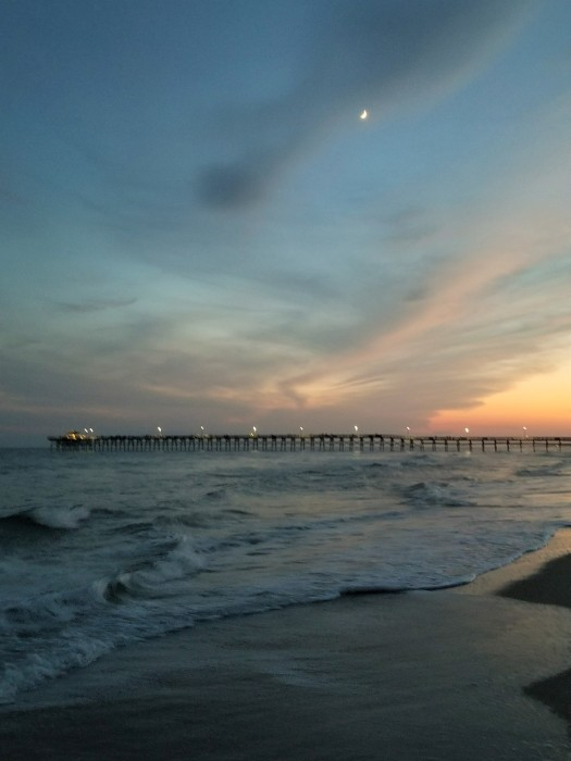 Sunset pier Oak Island.jpg