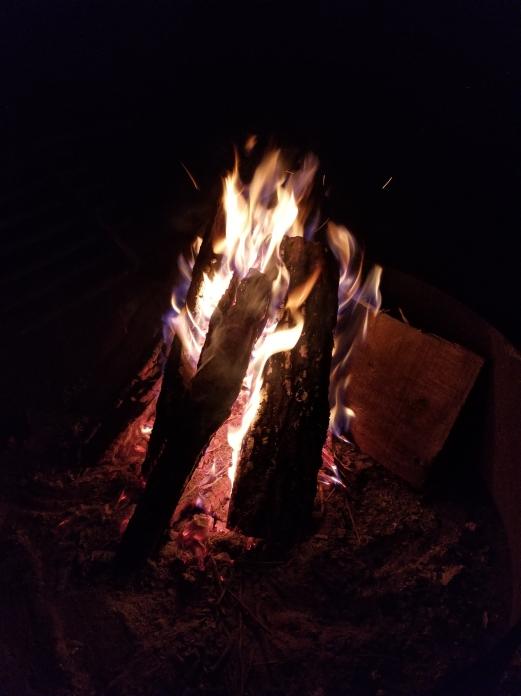 Campfire Caesar Creek pic