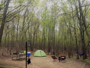 campground Dunes