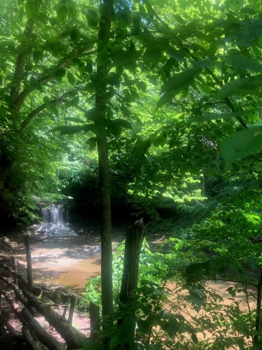 YS waterfall