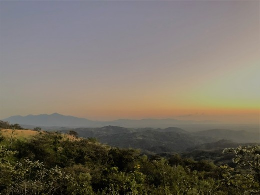 Costa Rican landscape 2019